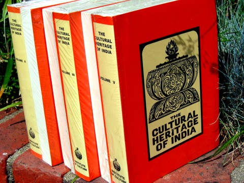 Cultural Heritage of India 8 Volume Set (9 Books)