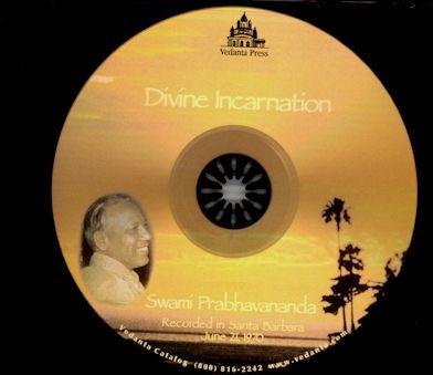 Divine Incarnation CD