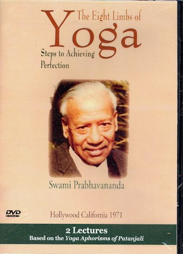 Eight Limbs of Yoga DVD