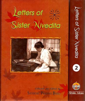 Letters of Sister Nivedita - 2 volume boxed set