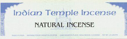 Natrural Incense