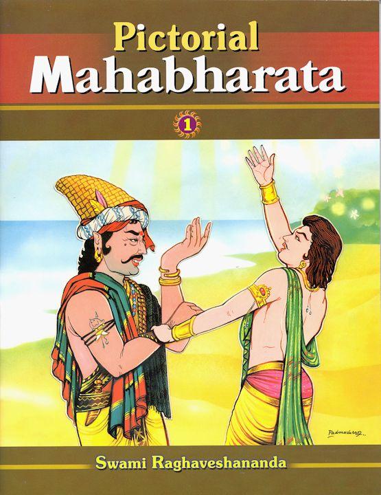 Mahabharata for Children/ Pictorial Mahabharata