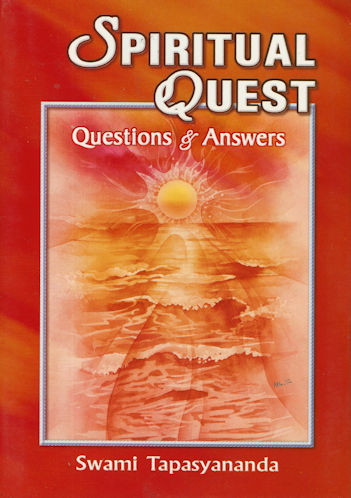 Spiritual Quest: Questions and Answers