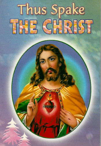 Thus Spake the Christ