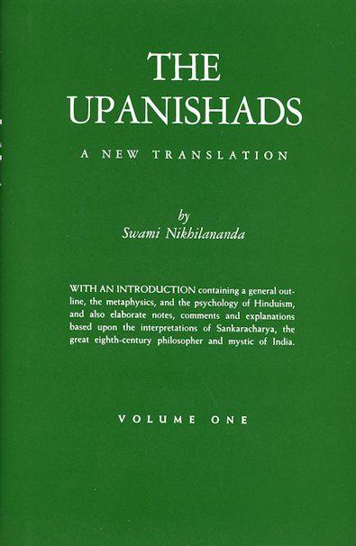 The Upanishads (Nikhilananda, tr.)
