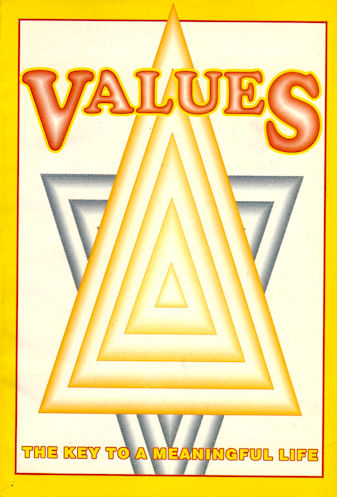 Values: The Key to a Meaningful Life