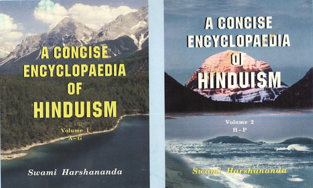 A Concise Encyclopaedia of Hinduism