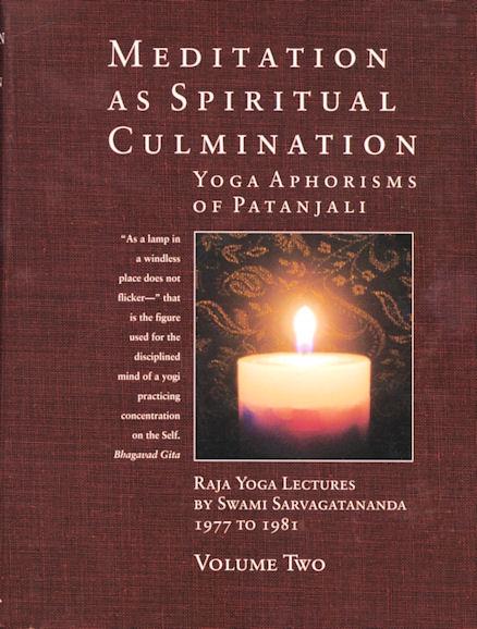Meditation As Spiritual Culmination