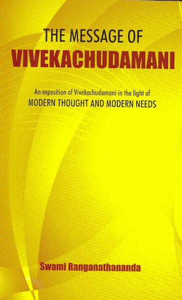 The Message of Vivekachudamani