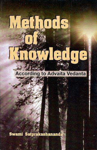 Methods of Knowledge - According to Advaita Vedanta