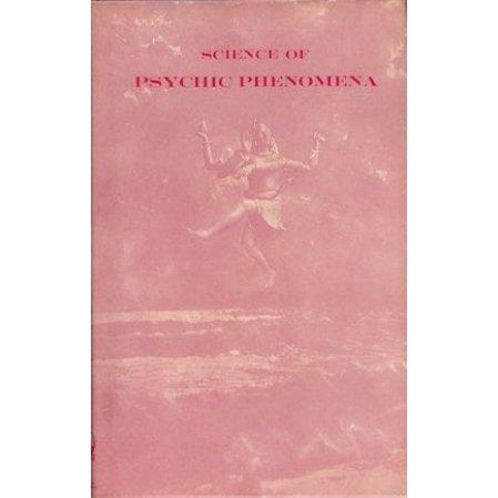 Science of Psychic Phenomena