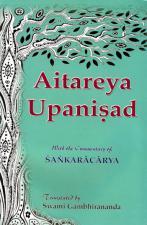 Aitareya Upanisad With the commentary of Sankaracarya