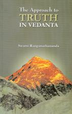 The Approach to Truth in Vedanta