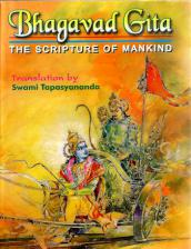 Bhagavad Gita (Tapasyananda) The Scripture of Mankind