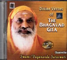 Diviine Verses of the Bhagavad Gita
