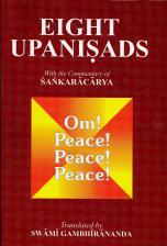 Eight Upanishads - Commentary by Shankara