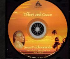 Effort and Grace CD