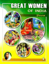 Great Women of India Pictorial