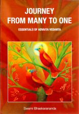 Journey from Many to One Essentials of Advaita Vedanta