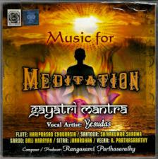 Music for Meditation - CD Gayatri mantra