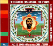 The Passion of Ramakrishna - CD