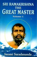 Ramakrishna the Great Master - original edition Back In Paperback!