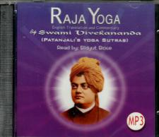 Raja Yoga MP3 CD A Reading of Sw. Vivekananda's Commentary on Patanjali's Yoga Sutras