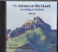 Sermon on the Mount According to Vedanta MP3 CD