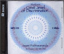 Shankara's Crest Jewel of Discrimination CD of MP3s