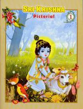 The Story of Sri Krishna for Children (Pictorial)
