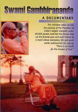 Swami Gambhirananda A Documentary - DVD