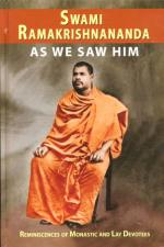 Sw. Ramakrishnananda As We Saw Him