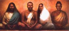 Jesus-Ramakrishna-Sarada Devi-Buddha TX3