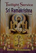 Twilight Service to Sri Ramakrishna Arati