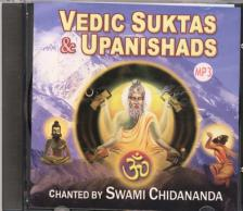 Vedic Suktas & Upanishads MP3 CD
