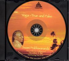 Yoga True and False CD
