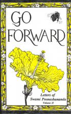 Go Forward Letters of Swami Premeshananda Vol. 2