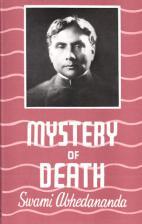 Mystery of Death A Study of the Katha Upanishad