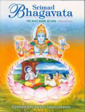 Srimad Bhagavata (tr. Tapasyananda) 4-vol. set