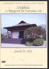 Vedanta A Blueprint for Everyday Life DVD
