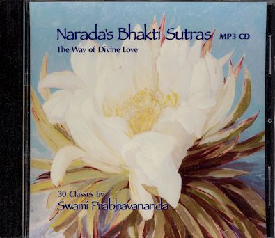 Narada's Way of Divine Love - CD of MP3s