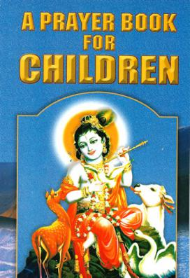 Prayer Book for Children Sanskrit Chants with Translations