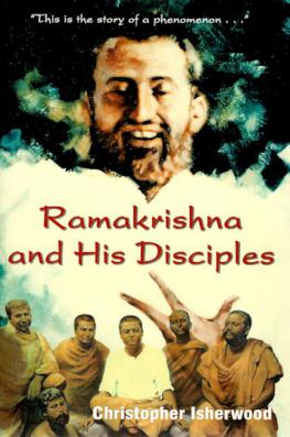 Ramakrishna and His Disciples