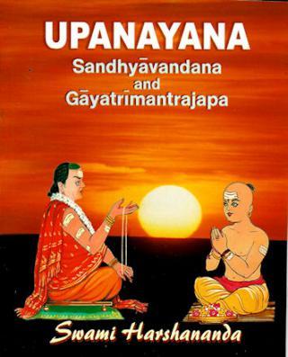 Upanayana Sandhyavandana and Gayatrimantrajapa