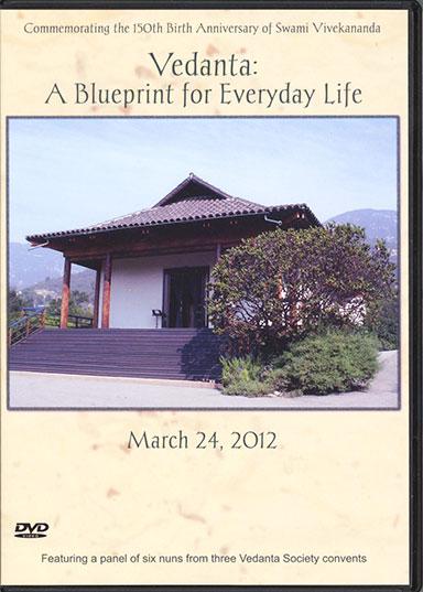 Vedanta: A Blueprint for Everyday Life DVD