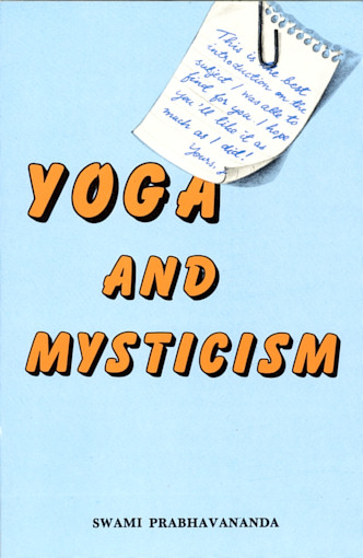 Yoga and Mysticism at Vedanta Press and Catalog